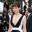 Frédérique Bel à Cannes le 15 mai 2015.