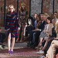 Défilé Gucci croisière 2016 à la fondation Dia Art. New York, le 4 juin 2015.