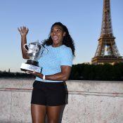 Serena Williams, émue aux larmes par sa victoire à Roland-Garros... Un rêve !