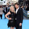Kimberly Wyatt et Max Rogers - Avant-première du film Entourage à Londres le 9 juin 2015