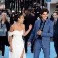 Emmanuelle Chriqui et Adrian Grenier - Avant-première du film Entourage à Londres le 9 juin 2015