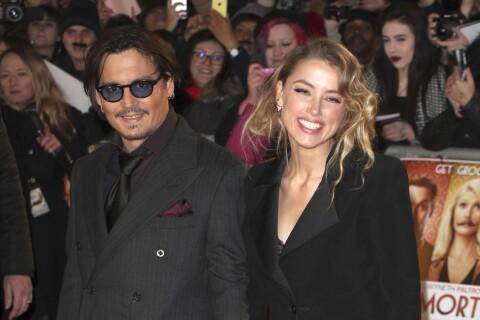 Amber Heard et son mariage avec Johnny Depp: ''Les choses évoluent normalement''