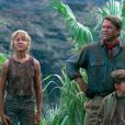 Image du film Jurassic Park avec Ariana Richards, Joseph Mazzello et Sam Neil.