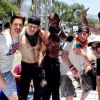 Channing Tatum et les beaux gosses de ''Magic Mike XXL'' hot à la gay pride...