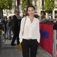 """Exclusif - Virginie Ledoyen - Avant première du film """"Une famille à louer"""" au cinéma Publicis lors du 4e Champs-Elysées Film Festival à Paris le 15 juin 2015"""