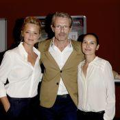 Virginie Efira et Virginie Ledoyen enchantent Lambert Wilson aux Champs-Élysées