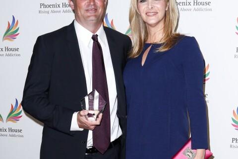 Matthew Perry, visage écarlate, et Lisa Kudrow : Réunion de héros de Friends