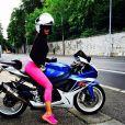 Julie Ricci (Secret Story 4) : Quand elle chevauche sa moto, elle séduit la Toile