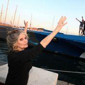 Brigitte Bardot appelle Choupette et son papa Karl à la rescousse