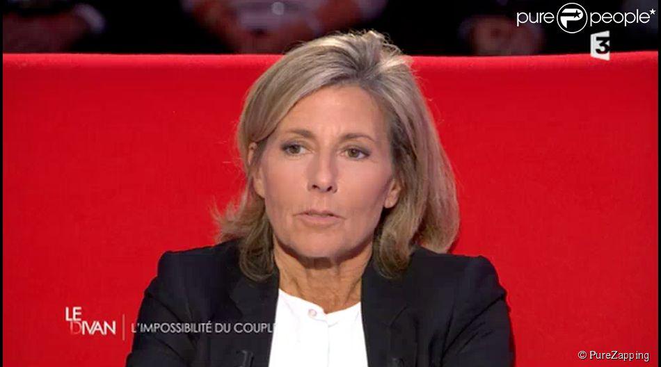 Claire chazal 39 39 l 39 impossibilit de couple fait na tre for Le divan 9 juin 2015
