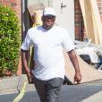 Bobby Brown s'est rendu au chevet de sa fille Bobbi Kristina à Duluth, le 25 juin 2015