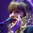 Angus et Julia Stone - 17e Festival Solidays à l'Hippodrome de Longchamps le 26 juin 2015.