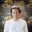 Vianney - 17e édition du festival Solidays sur l'hippodrome de Longchamp à Paris le 27 juin 2015.