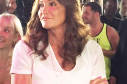 Caitlyn Jenner : Superbe pour sa première Gay Pride !