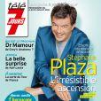 """Stéphane Plaza en couverture de """"Télé 7 Jours"""", en kiosques le 29 juin 2015."""