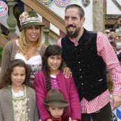 Franck Ribéry papa : Son épouse Wahiba a accouché d'un petit garçon
