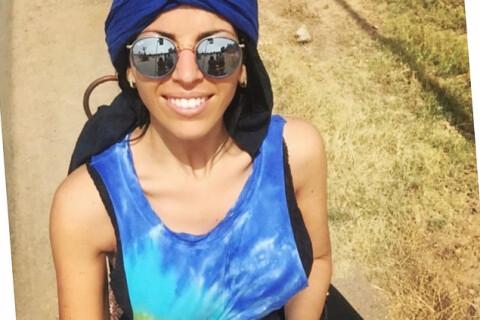 Siham Bengoua : La superbe girlfriend de Jessy Matador s'éclate au Maroc !