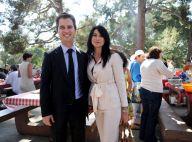 REPORTAGE PHOTOS : David Martinon à Los Angeles avec sa fiancée... Bienvenue M. le consul !