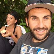 Laurent Ournac (Camping Paradis) : Premier selfie avec sa femme Ludivine ?