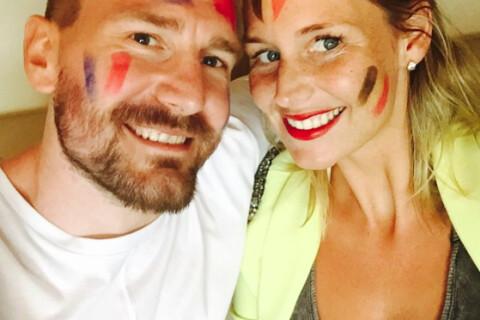 Aurélie Van Daelen amoureuse: Déclaration pleine d'amour et d'humour à son chéri