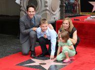 Paul Rudd : Un ''Ant-Man'' étoilé très craquant avec ses enfants et sa femme