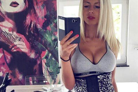 Stéphanie Clerbois (Secret Story 4) : Sexy, elle dévoile son secret minceur