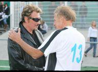 REPORTAGE PHOTOS EXCLUSIVES : Rencontre au sommet pour Johnny Hallyday et PPDA !