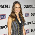 "Hilary Swank assiste à la soirée ""USO's Comfort Crew for Military Kids"" à New York. Le 2 juillet 2015"