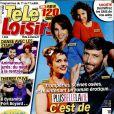 Magazine Télé-Loisirs en kiosques le 6 juillet 2015.