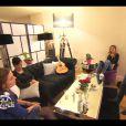 """Exclusif - Justine, Rosa, Maddy et Alexandre - Captures d'écran de l'épisode 5 de l'émission """"Qui veut épouser mon fils"""" saison 4 10/07/2015 -"""