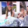 """Exclusif - Terry, Maryline et Jazz - Captures d'écran de l'épisode 5 de l'émission """"Qui veut épouser mon fils"""" saison 4 10/07/2015 -"""