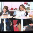 """Exclusif - Rosa, Justine, Maddy - Captures d'écran de l'épisode 5 de l'émission """"Qui veut épouser mon fils"""" saison 4 10/07/2015 -"""