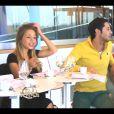 """Exclusif - Maddy, Alexandre et Madeline - Captures d'écran de l'épisode 5 de l'émission """"Qui veut épouser mon fils"""" saison 4 10/07/2015 -"""
