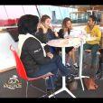 """Exclusif - Rosa, Justine, Maddy, Alexandre et Madeline - Captures d'écran de l'épisode 5 de l'émission """"Qui veut épouser mon fils"""" saison 4 10/07/2015 -"""