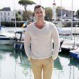 Olivier Minne pose à La Rochelle en septembre 2013.