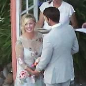 Mariage de Jenny Garth et David Abrams : Toutes les photos de la cérémonie