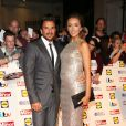 "Peter Andre et Emily MacDonagh - People a la soiree ""Pride of Britain Awards"" a l'hotel Grosvenor a Londres. Le 7 octobre 2013"
