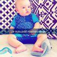 Lyam, le fils de Stéphanie Clerbois, vendredi 3 juillet 2015.