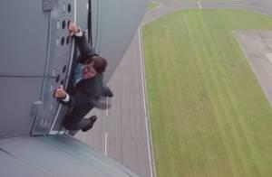 Tom Cruise : Les coulisses de la plus folle cascade de sa carrière