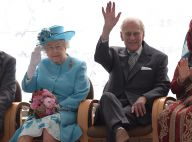 Elizabeth II parle français, son mari le duc d'Edimbourg parle... beaucoup trop