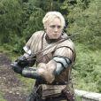 """Gwendoline Christie dans la saison 3 de """"Game of Thrones"""", printemps 2013."""