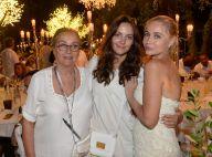 Emmanuelle Béart : Pure et survoltée face à sa fille Nelly et son amoureux