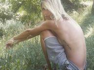 Alexandra Rosenfeld : Topless ou complice avec Ava... Ses vacances dans le Sud !