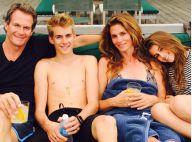 Cindy Crawford : Vacances et jolies photos de famille loin de Los Angeles