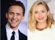 Elizabeth Olsen et Tom Hiddleston : Deux célibataires décidément inséparables...