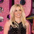 Britney Spears au Planet Hollywood Resort and Casino de Las Vegas, le 3 décembre 2013.