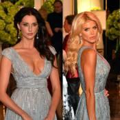 Victoria Silvstedt et Frédérique Bel : Belles de nuit à Monaco