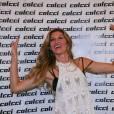 Gisele Bündchen en avril 2015 au Brésil pour Colcci