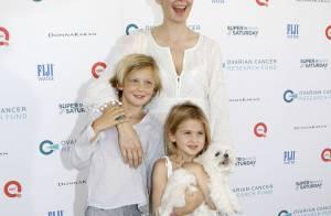 Kelly Rutherford : Derniers moments avec ses enfants avant des adieux déchirants