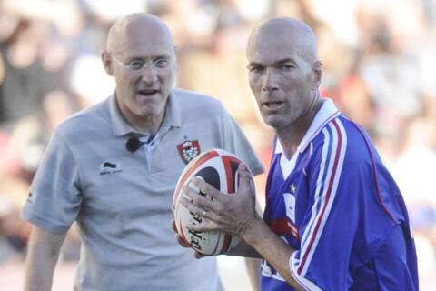 Zinedine Zidane et Didier Deschamps : Quand les Bleus de 98 essaient... le rugby
